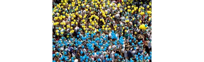 С Днем Независисмости Украины!