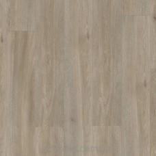 Виниловая плитка Дуб шелковый, серо-коричневый