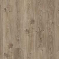 Виниловая плитка Дуб коттедж, серо-коричневый
