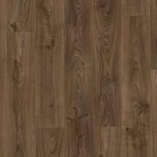 Виниловая плитка Дуб коттедж, темно-коричневый