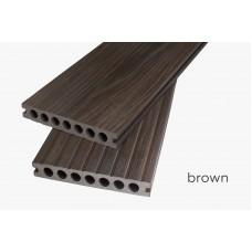 Террасная доска Brown